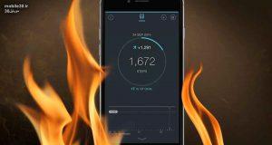 نگذارید گوشیتون داغ بشه!
