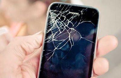 آموزش تعمیر ال سی دی گوشی و گلس شکسته