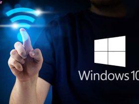آموزش پیدا کردن رمز وای فای را در ویندوز ۱۰