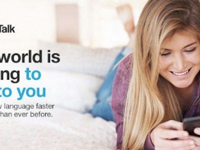 اپلیکیشن HelloTalk شبکه اجتماعی تبادل زبان
