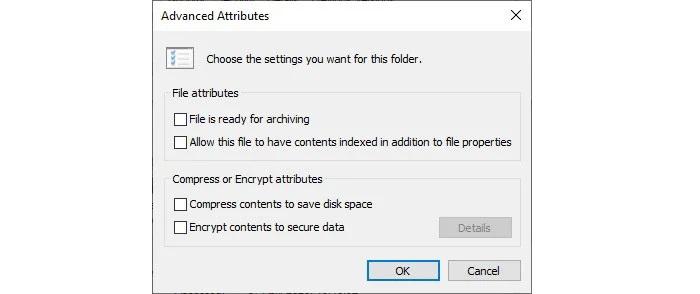 نحوه پنهان کردن فایل، پوشه ها و درایوها در ویندوز 10