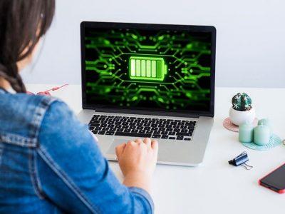 بررسی وضعیت سلامتی باتری لپ تاپ در ویندوز