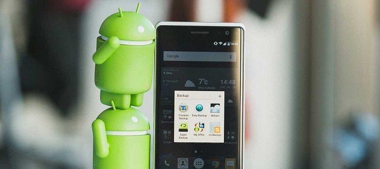 بکاپ گرفتن از برنامه های گوشی اندروید + 5 روش